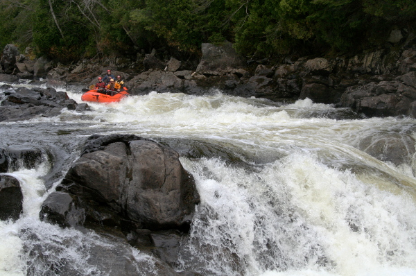 Rafting Petes Dragon