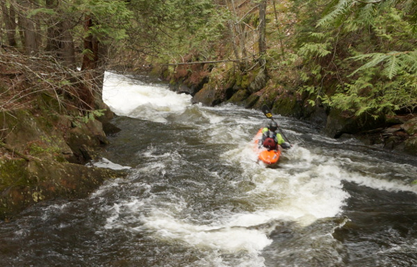 Ian Thomson on the Upper Clyde